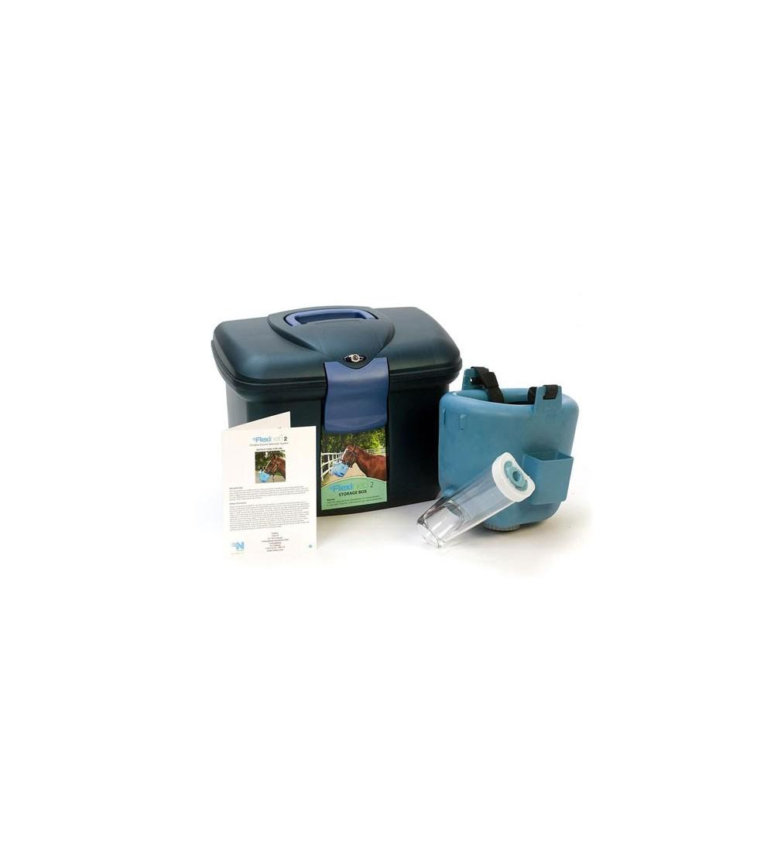 Korpus maski Flexinem MEDI - pakiet (w tym zawór wylotowy, komora aerozolowa i pasek)