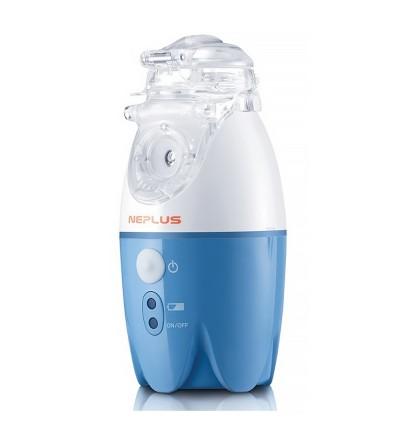 Inhalator siatkowy NEPLUS(NE-SM1) - niebieski