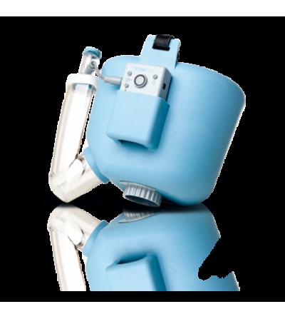 Flexineb® E2 kompletny zestaw niebieski (duża maska)