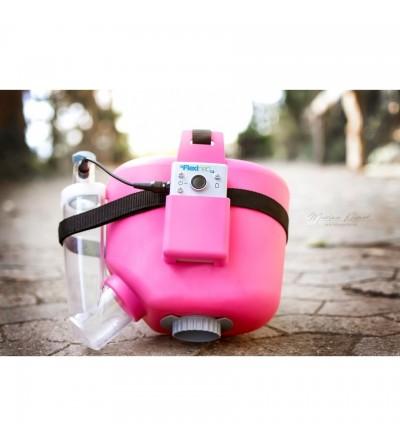 Flexineb® E3 kompletny zestaw różowy (duża maska)