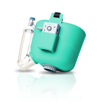 Flexineb® E2 kompletny system zielony