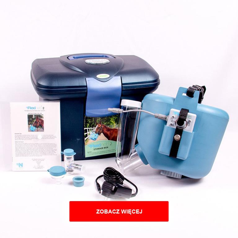 Flexineb® E2 kompletny system niebieski
